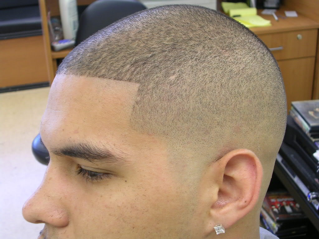 Faded Barber Techniques Step By Step Gangs Goons And Gunz
